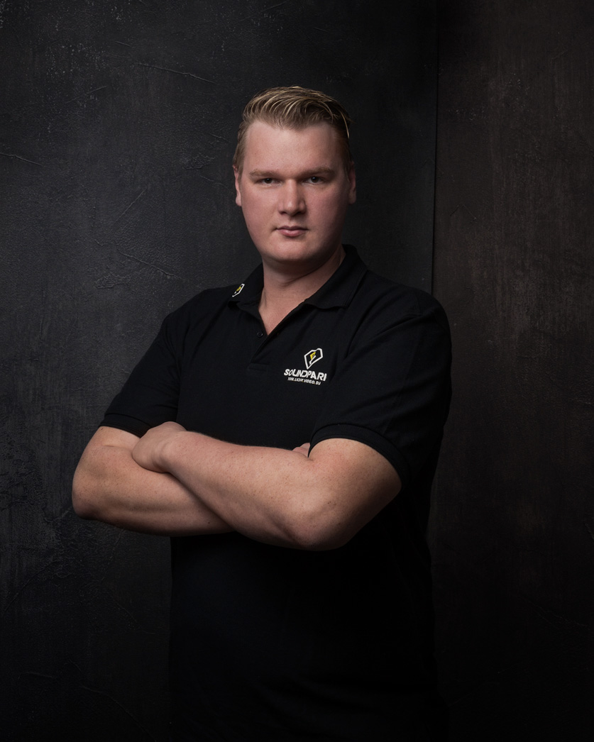 DJ Max - Markus Jeram